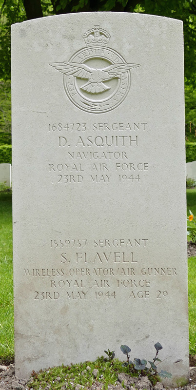 D Asquith