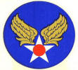 USAAF Badge